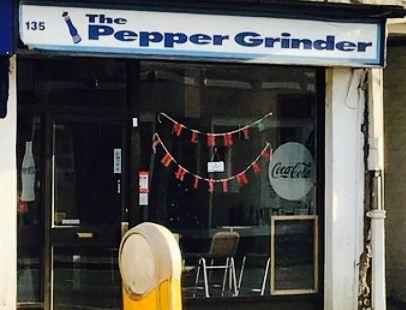 The Pepper Grinder