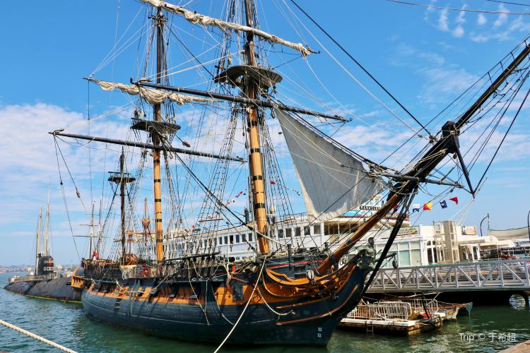 Maritime Museum of San Diego1