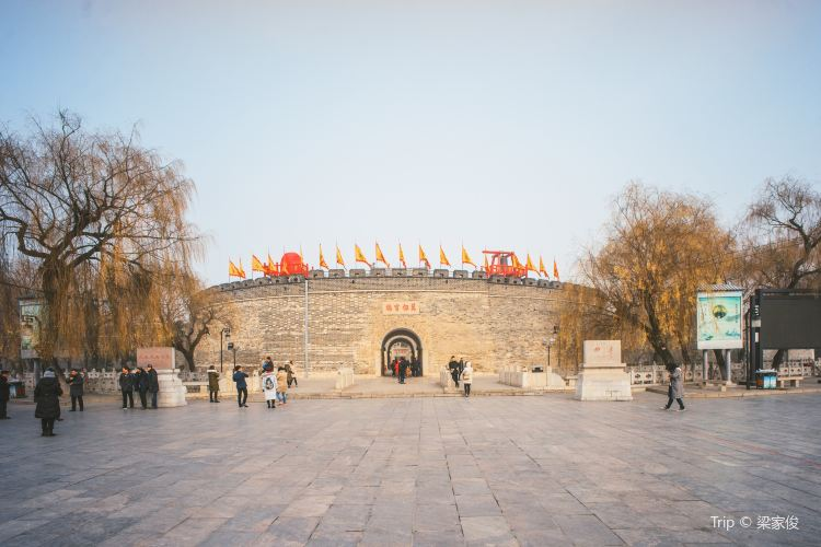 Qufu's Temple and Cemetery of Confucius and Kong Family Mansion1