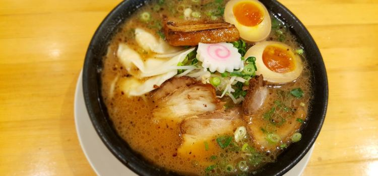 麺屋二郎(指宿駅前店)1