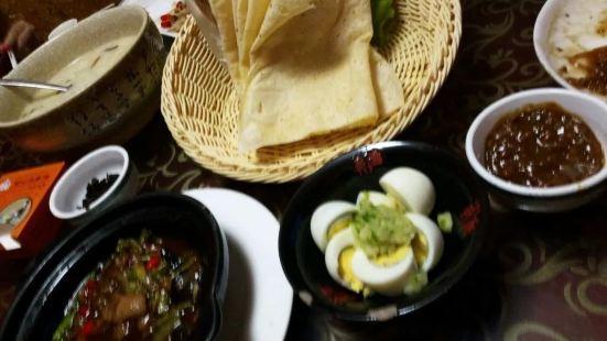香山疙瘩湯