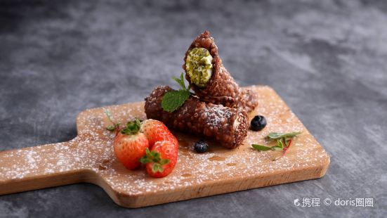 Daccapo-Italian. Inspired. Cuisine.