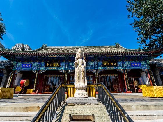 Prince Zhuang's Mansion