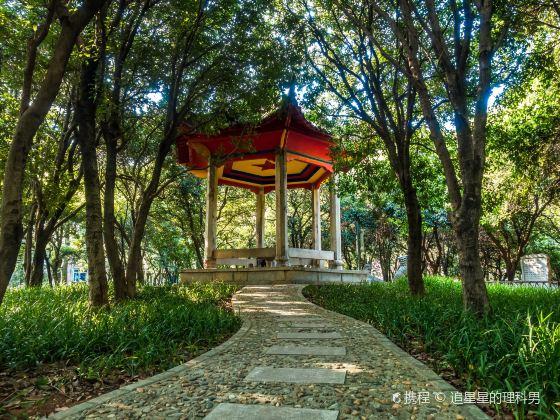 Peace Park (Southwest Gate)