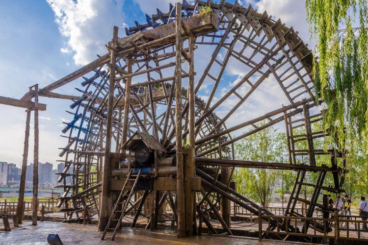 Waterwheel Expo Park4