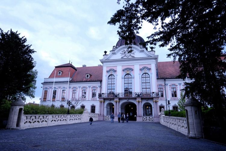 Royal Palace of Godollo3
