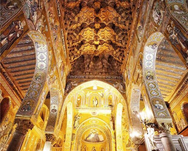 諾曼王宮和帕拉提那禮拜堂2