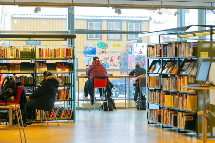Tromso Public library and City Archives2