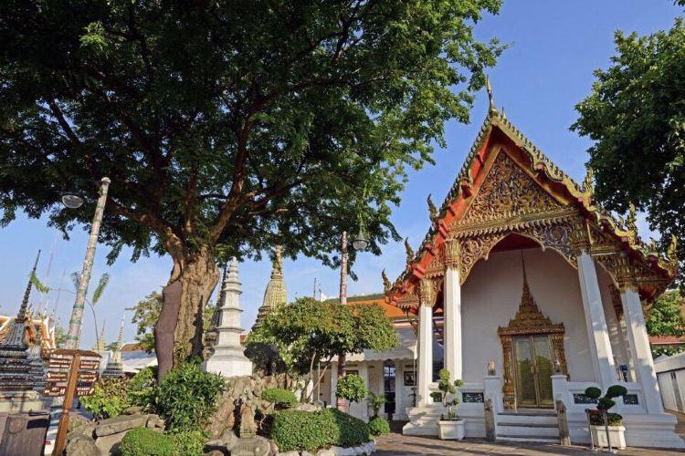 Bangkok City Pillar Shrine4