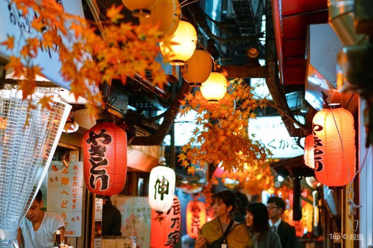 新宿懷舊居酒屋街3