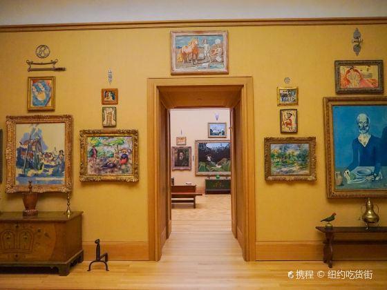 巴恩斯博物館