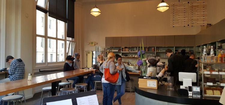 藍瓶咖啡(薄荷廣場店)3