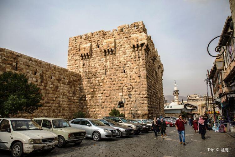 大馬士革城堡3