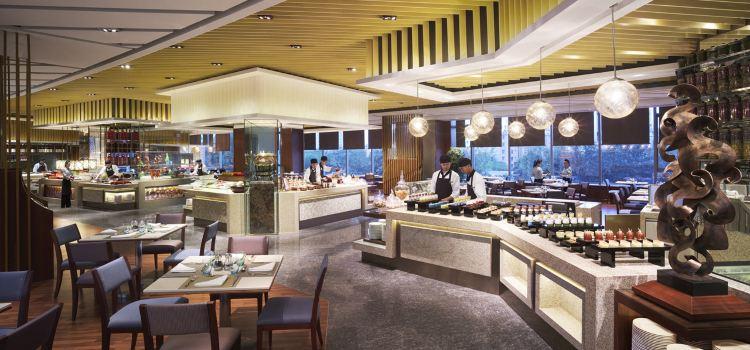 香格里拉大酒店·馨咖啡海鮮自助3