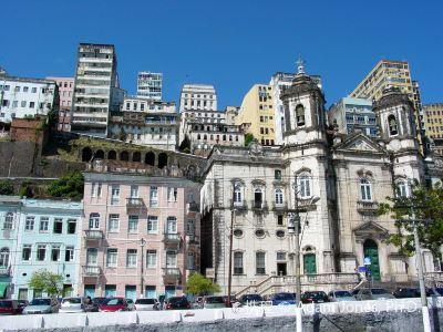 Historic Centre of Salvador de Bahia