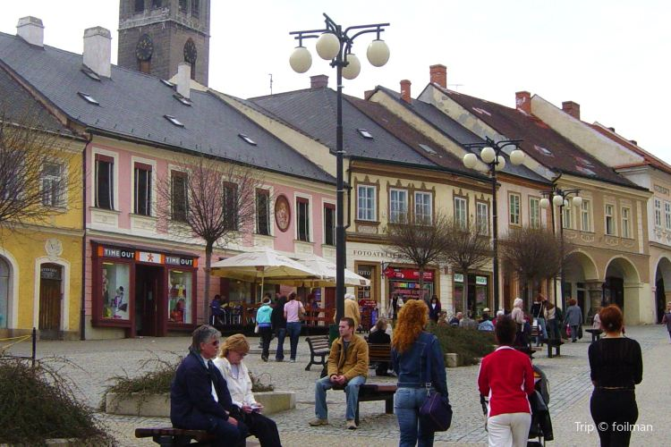 Historical Town Centre1