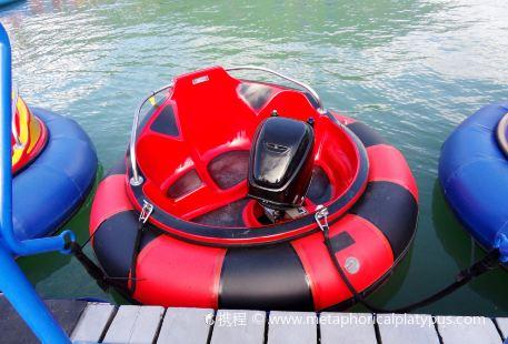 Grand Slam Entertainment, Cape Cod Bumper Boats, Batting Cage, Zip Line, Family Fun Cape Cod