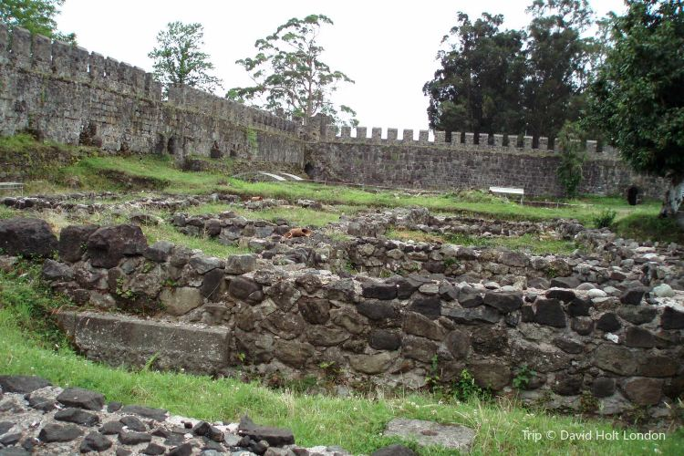 Gonio Fortress