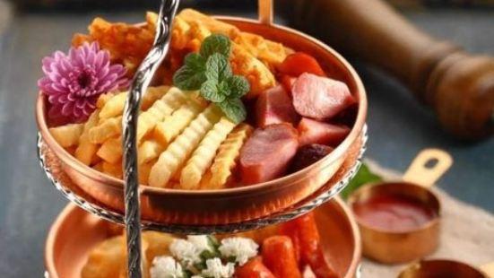 賽維利亞咖啡館花園餐廳