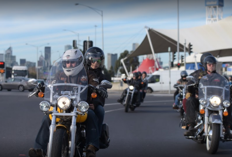 Harley Rides in Melbourne - HD Chauffeur Ride Pty Ltd