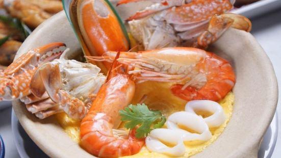 Baiyoke Sky Hotel Restaurant