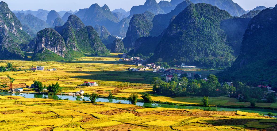 Trung Khanh District