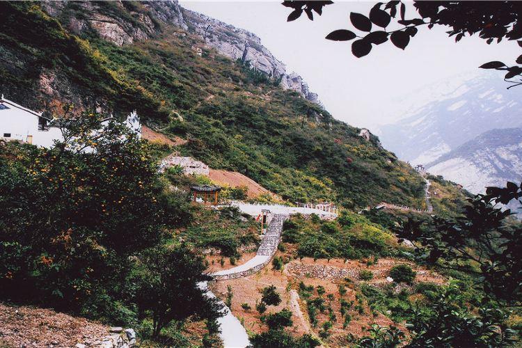 鍊子崖風景區4