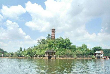 Yuechi Green Lake