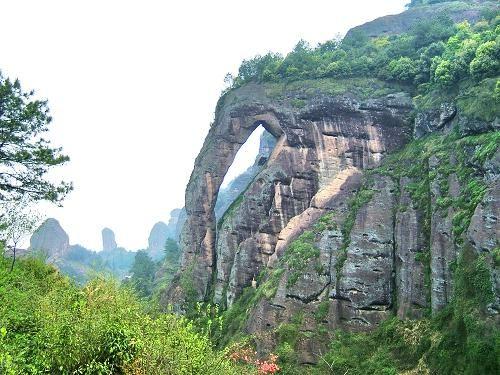 Xiangbi Mountain of Fenghuang