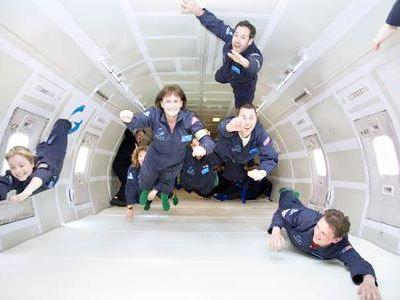 零重力體驗館