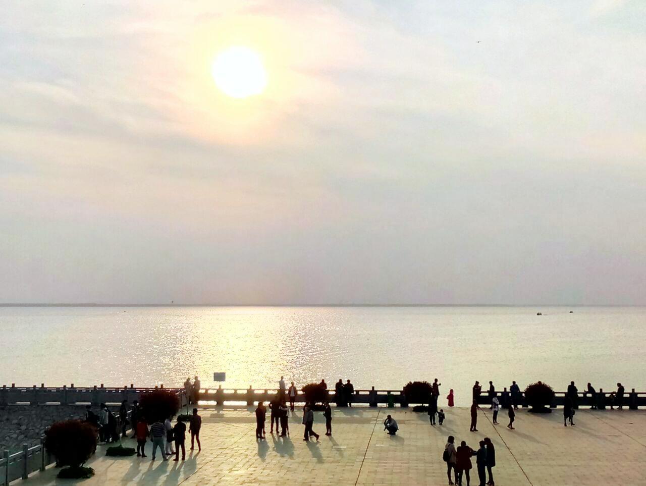 宿鴨湖風景區