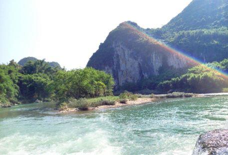 Xiajian River Scenic Area