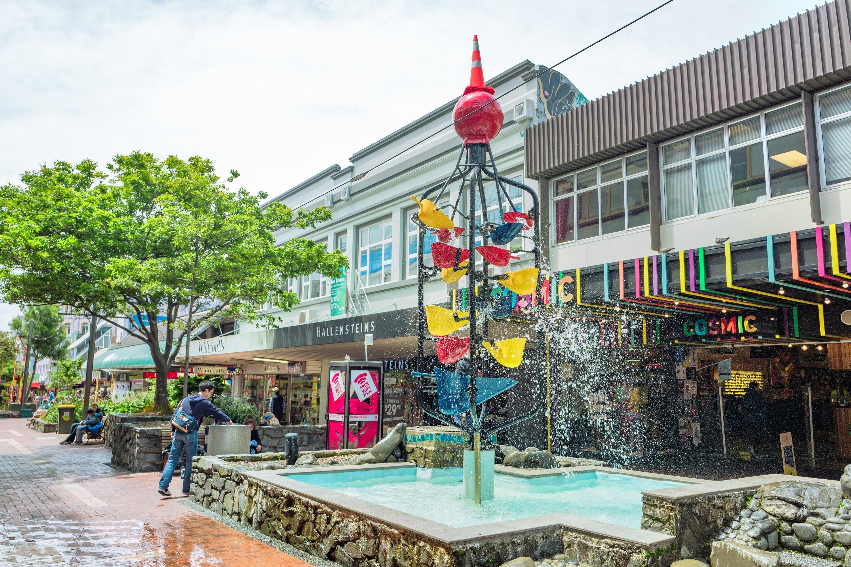 Cuba Street District