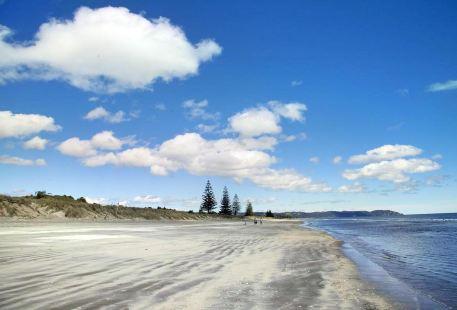 Ohope海灘