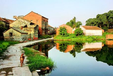 Tangwei Ming and Qing Dynasties Ancient Village