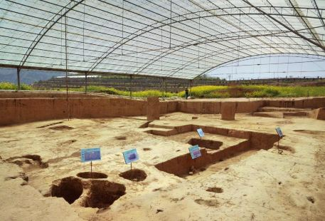 Dabuzi Shanqin Cemetery Di