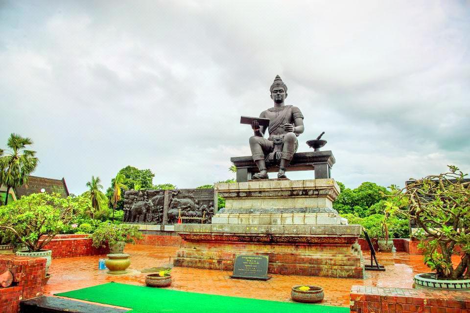 蘭甘亨大帝紀念碑