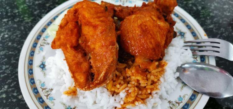 莫哈末沙林印度咖喱飯