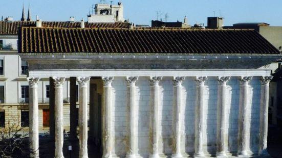 Ciel de Nîmes