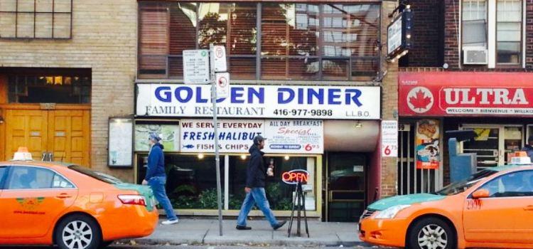 Golden Diner Family Restaurant1