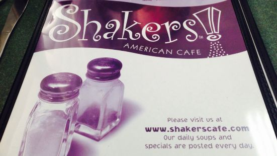 Shakers American Cafe