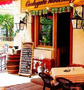 Csalogato Restaurant