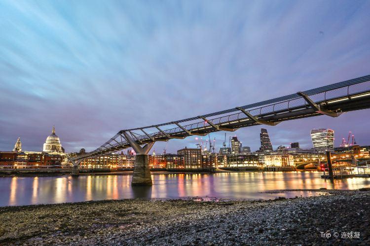 Millennium Bridge2