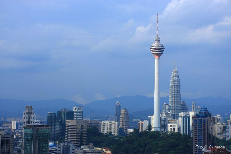 吉隆坡塔1