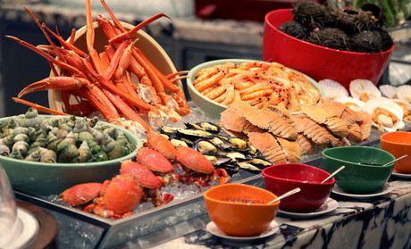 太原凱賓斯基飯店·元素西餐廳自助餐