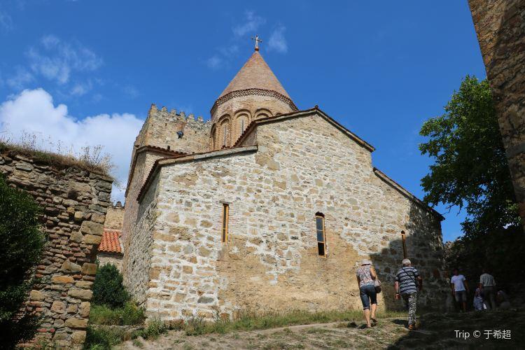 Ananuri城堡3