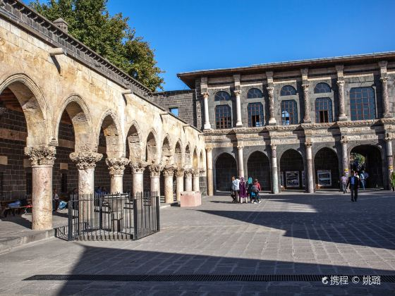The Great Mosque of Diyarbakir