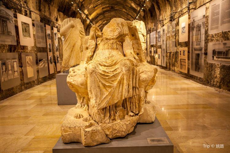 巴勒貝克神廟1