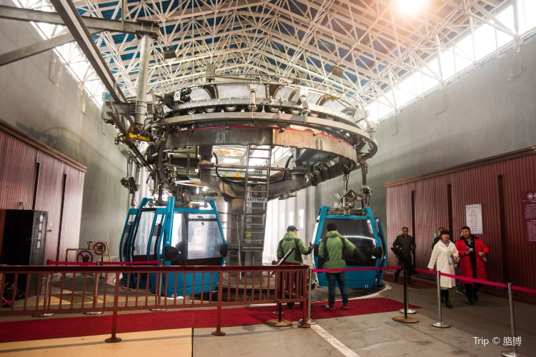 Yulong Snow Mountain Cableway3
