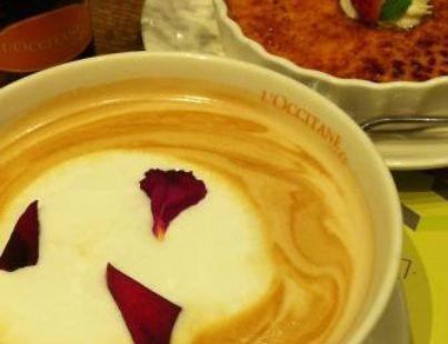 歐舒丹咖啡